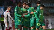 Adnan Januzaj s'offre un triplé en Copa del Rey, la Real Sociedad file en seizièmes de finale
