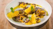 TUTO : ravioles chocolat et orange