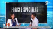 """Madame """"attentat"""", Justine Katz nous parle des Forces Spéciales"""