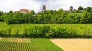 Vézelay en France