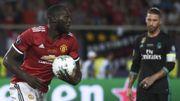 Lukaku, buteur, ne peut éviter le sacre du Real Madrid en Supercoupe