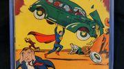 Une rare copie du premier album de Superman mise aux enchères sur eBay