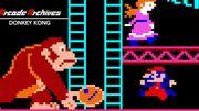Donkey Kong revient en version arcade sur la Nintendo Switch
