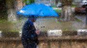 Météo de cette semaine en Belgique: il va tomber l'équivalent d'un mois de pluie en 48 heures