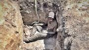 Rencontre avec les creuseurs du Katanga