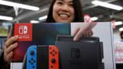 Nintendo: déjà 7 millions de consoles Switch écoulées en six mois