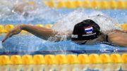 Les Pays-Bas battent le record du monde du 4x50m libre féminin en petit bassin