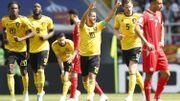 Belgique-Tunisie : 2-1, Bronn, le buteur, sort sur blessure (LIVE)