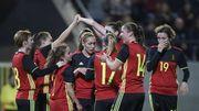 Belgian Red Flames