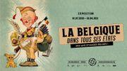 L'histoire de la Belgique à travers l'imagerie populaire au Mundaneum