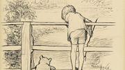 Record mondial pour la vente aux enchères d'une illustration originale de Winnie l'Ourson