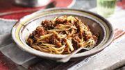 Recette de Candice: la sauce bolognaise avec un twist