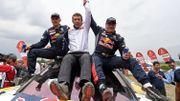 Le Matador Carlos Sainz remporte son deuxième Dakar, Walkner sacré en moto
