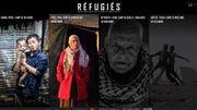 La situation des réfugiés expliquées dans 3 webdocs incontournables