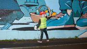 Bruxelles Mobilité cherche des artistes street art