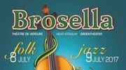 Le 41e Brosella Folk&Jazz aura lieu les 8 et 9 juillet au théâtre de Verdure à Bruxelles