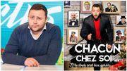 """Chacun chez soi: Fabian Le Castel promet un """"spectacle entre pièce de théâtre et one-man-show"""""""