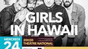 Girls in Hawaii : un concert pour la solidarité