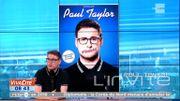 #franglais... Paul Taylor insulte les français et ils adorent ça !