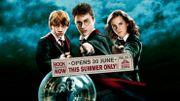 Avant d'avoir ouvert ses portes à Bruxelles, l'univers d'Harry Potter y fait déjà recette