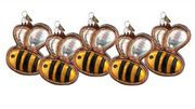 Déco: les abeilles s'invitent sur notre sapin de Noël
