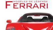 Les 40 plus belles Ferrari réunies dans un beau livre