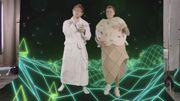 Ed Sheeran et Justin Bieber multiplient les déguisements loufoques dans leur clip