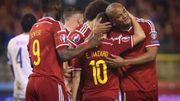 Les Belges battent Chypre 5-0