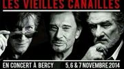 Jacques Dutronc, Johnny Hallyday et Eddy Mitchell prolongent à Bercy