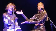 Angèle rejoint Pomme sur scène pour un duo très émouvant (vidéo)