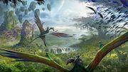 Udpate: vidéo de présentation de la future attraction Avatar