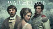 """L'adaptation de """"Guerre et paix"""" par la BBC peu appréciée en Russie"""