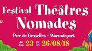 La douzième édition du Festival Théâtres Nomades se tiendra dans le Parc de Bruxelles