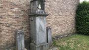 Potale Notre-Dame de Hal à Haversin dans la commune de Ciney a été déclassée