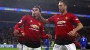 Man United régale pour la première de Solskjaer, Fellaini monté au jeu