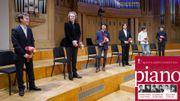 Le coffret du CD du Concours Reine Elisabeth de Piano 2021, disponible dès le samedi 5juin 2021