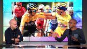 L'émotion sportive de ce week-end: la joie de Tadej Pogacar, la tristesse de Primoz Roglic