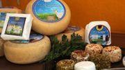 Profitez d'une bonne raclette avec les fromages bio de la Fromagerie Counasse et fabriquez votre pain avec l'épeautre de Philippe Counasse !
