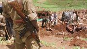 Les autorités rwandaises découvrent les corps de 5400 victimes du génocide de 1994