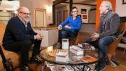 Livré(s) à domicile avec Stefan Liberski