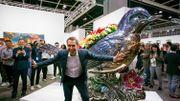 Jeff Koons condamné pour avoir contrefait le cochon Naf-Naf