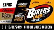 Concours: vos tickets d'entrée pour le Bikersland