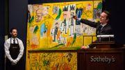 Enchères art contemporain : Basquiat, Koons et Christopher Wool toujours en tête