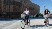 Formation de conduite sécurisée à vélo électrique