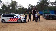 """Fait divers aux Pays-Bas: """"Allo, police? J'ai un éléphant dans mon jardin!"""""""