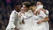 Le Real Madrid, privé de Courtois, blessé, s'impose sur le fil au Betis