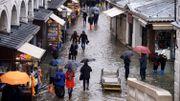 Chute du tourisme à Venise par crainte des inondations