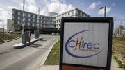 Le Chirec, à Delta, est l'un des hôpitaux privés les plus importants de la capitale.