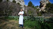 L'écologie, credo de Glenn Viel, le nouveau trois étoiles Michelin en Provence