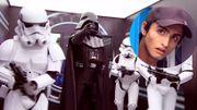 Attaqués par Darth Vader et des Ewoks à la sortie des toilettes: des caméras cachées un peu trash